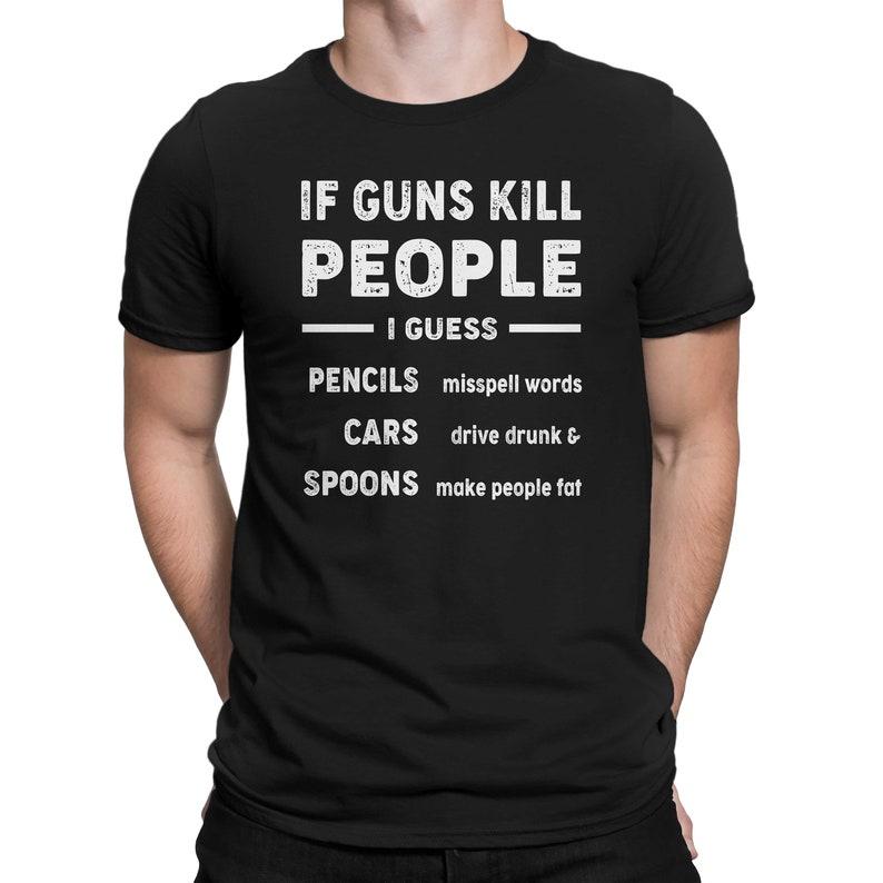 449044f68 2nd Amendment Shirt Pro Gun Shirt 2nd Amendment Gifts Funny   Etsy
