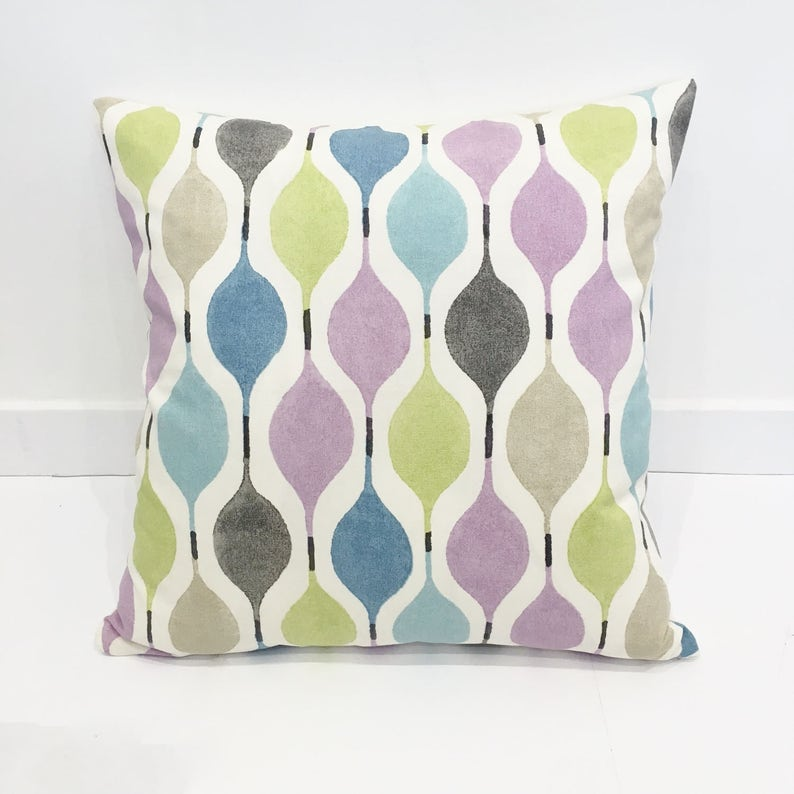 Contemporary Cushion Covers  45 x 45 cm / Pastel Cushion image 0