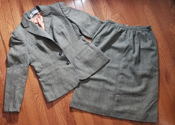 80s Does 40s Women's Suit | XS-Small