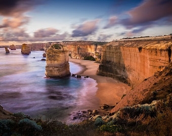 Twelve Apostles Photo, Great Ocean Road, Australian Photography, 12 Apostles, Beach Wall Art, Coastal Decor, Travel Gift, Australia Poster