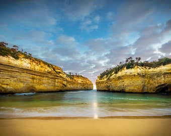 Australian Photography Twelve Apostles Great Ocean Road Loch Ard Gorge Beach Nature Wall Decor Sea Coast Photo Print Lounge Nature Wall Art
