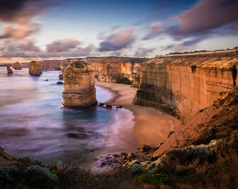 Twelve Apostles Photo, Great Ocean Road, Australian Photography, 12 Apostles, Beach Wall Art, Coastal Decor, Travel Gift, Australia Poster