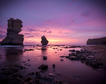 Great Ocean Road Print, Twelve Apostles, Australia Photography, Dad Fathers Day Gift, Coastal Wall Art, Seascape Canvas, Zoom Home Office