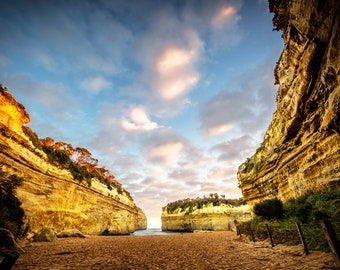 Twelve Apostles, Great Ocean Road, Australia beaches, Loch Ard Gorge, Coastal wall decor, Nature photography, Beach Photo Print, Travel Gift