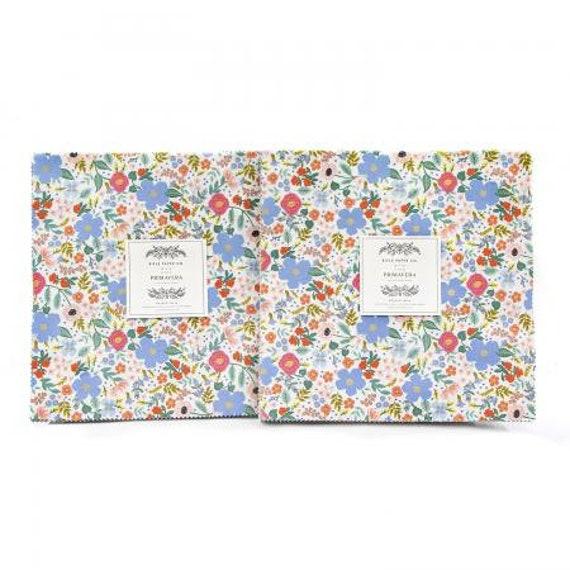 Primavera- Precuts- 10X10 Pack, Rifel Paper Co, Cotton and Steel-RP300P-10X10