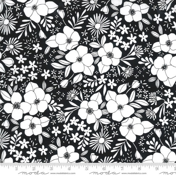 Illustrations Ink, 11503 15 Moda, Alli K Design, sold by the 1/2 yard or the yard