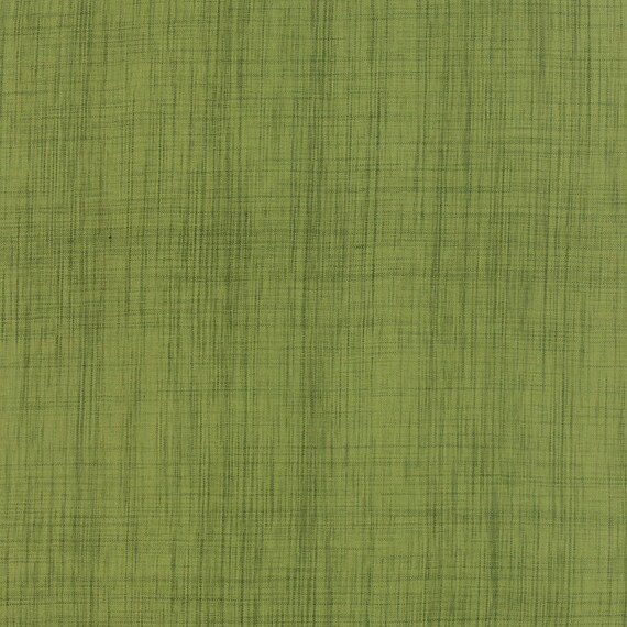 Cross Weave Olive 12120 71 Moda Woven, sold by the 1/2 Yard - Cut Continuously