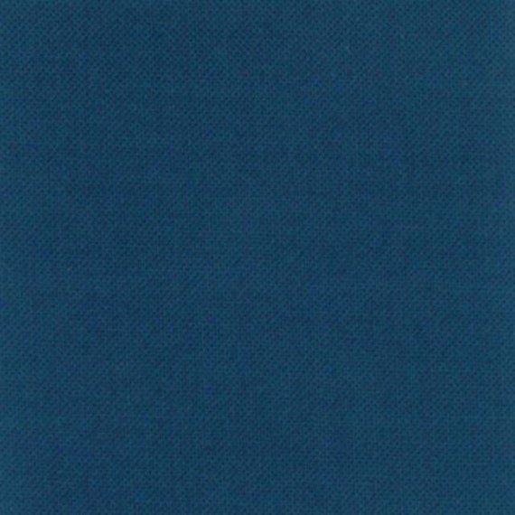 Bella Solids Prussian Blue, 9900 271 Moda, sold by the 1/2 yard or the yard