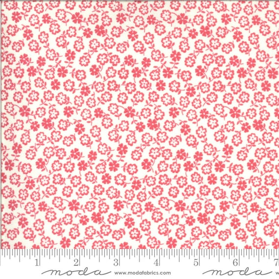 A Blooming Bunch Sweetie, 40047 31 Moda, by Maureen McCormick, for Moda Fabrics, sold by the 1/2 yard or the yard