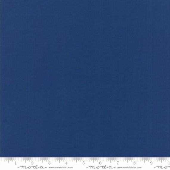 Bella Solids Harbor, 9900 329 Moda, sold by the 1/2 yard or the yard