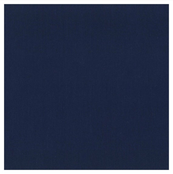 "BioSmart Antimicrobial Cloth Fabric for Medical Garments, Masks, or Travel Sheets in Navy, By 1/2 yard or the Yard, 58"" wide"