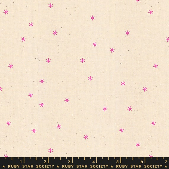 Spark Neon Pink, RS0005 26, by Melody Miller for Ruby Star, Moda, sold by the 1/2 yard or the yard