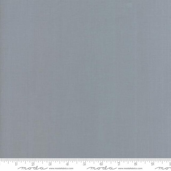 Bella Silky Steel, 9900 184S Moda, Moda Basics, sold by the 1/2 yard or the yard, cut continuous from bolt