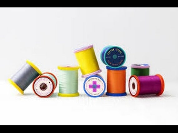 50 weight Cotton Thread by Sulky for Cotton + Steel