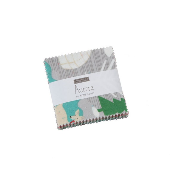 Aurora Charm pack, by Kate Spain for Moda Fabrics 27300pp