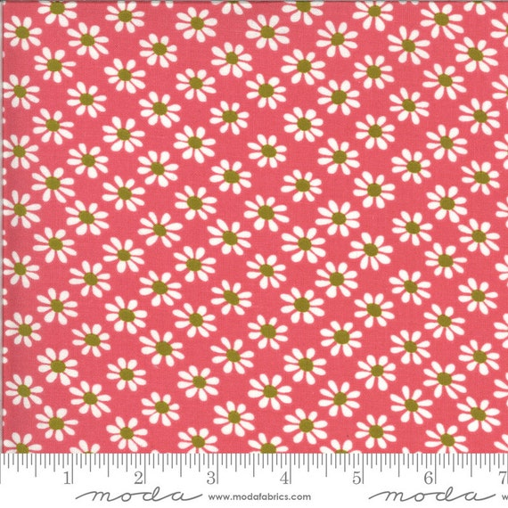 A Blooming Bunch Sweetie, 40043 16 Moda , by Maureen McCormick, for Moda Fabrics, sold by the 1/2 yard or the yard