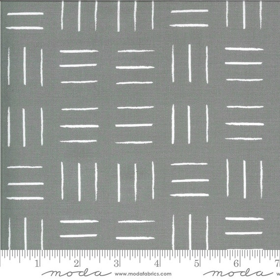 Zoology Grey, By Gingiber, 48304 17 Moda, sold by the 1/2 yard or the yard