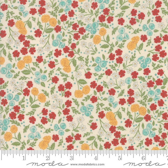 Cultivate Kindness Vintage Tan 19932 11, By Deb Strain for Moda Fabrics, sold by the 1/2 Yard - Cut Continuously