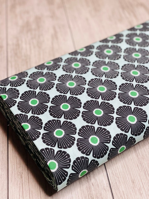 On a Spring Day - Blossom - Spring Breeze Fabric-LV402-SB1- Cotton and Steel/RJR- Sold by the 1/2 yard or the yard