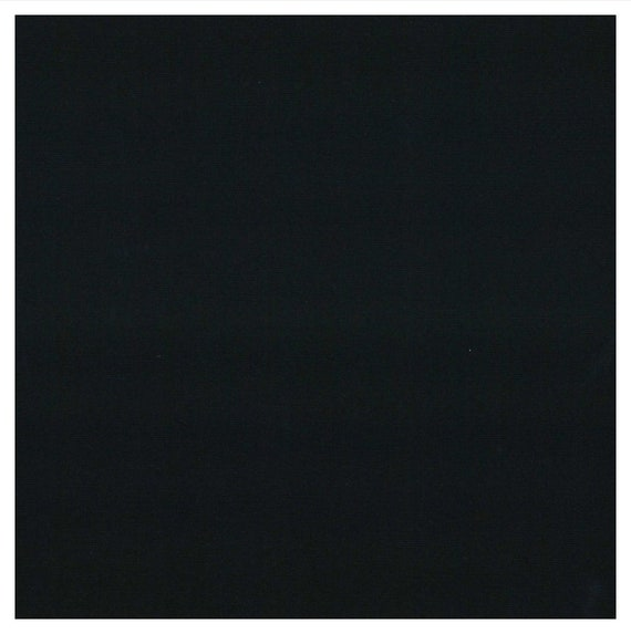 "BioSmart Antimicrobial Cloth Fabric for Medical Garments, Masks, or Travel Sheets in Black, By 1/2 yard or the Yard, 60""/62"" wide"