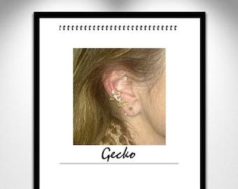 Ear climber GECKO _ GECKO grimpeur d'oreille