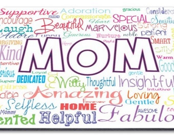Dedicated MOM  Mousemat