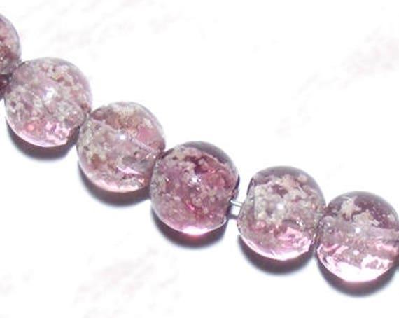 10 perles Luminous 8mm