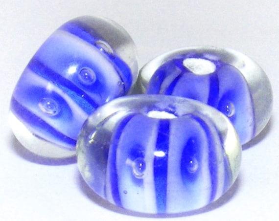 Perle lampwork 12 mm