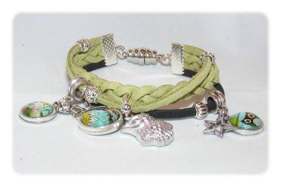 Bracelet style manchette