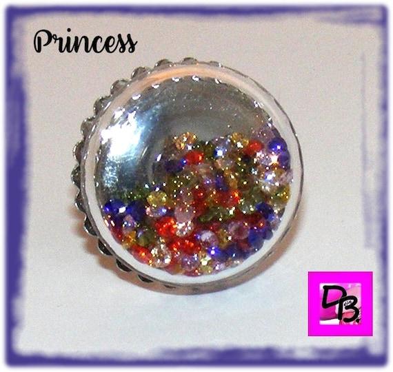Bague globe [Princess]