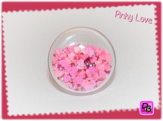 Bague globe [Pinky Love]