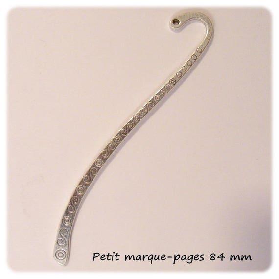 Petit marque-pages DIY [Silver]