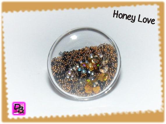 Bague globe [Honey Love]