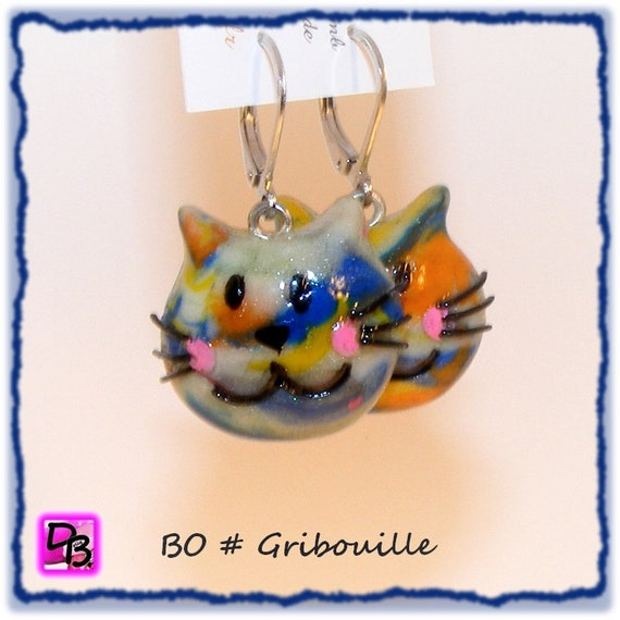 Boucles Fimo [Gribouille]
