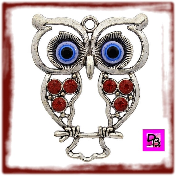 Grand Hibou Rouge Siam