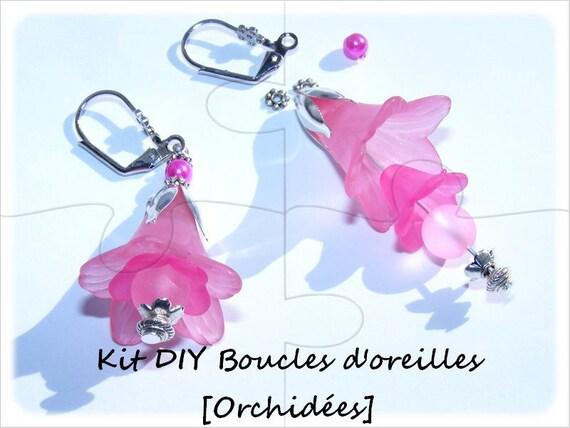 Kit DIY [Orchidées]