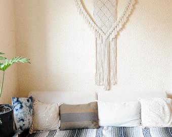 Large Macrame Wall Hanging - CAILE