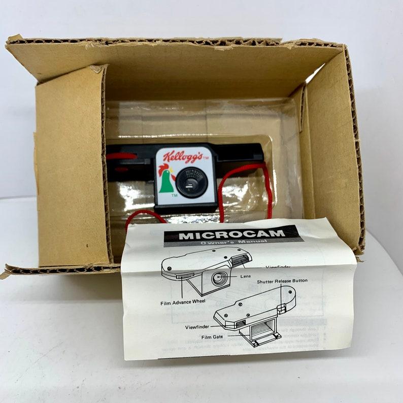 Kellogg's Promotional Microcam Mini Camera Merchandise for image 0