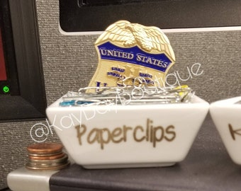 Paperclip Holder