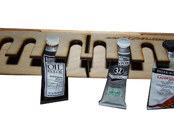 Oil Paint  Rack Organizer