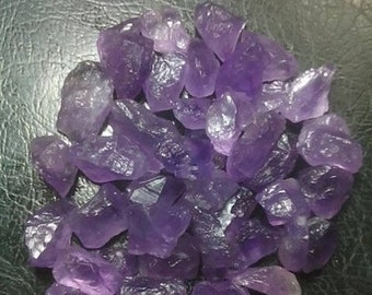 80% OFF SALE 5 Pieces Natural Amethyst Rough