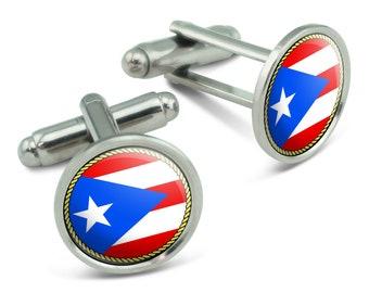 Made On Terra Flag of Panama Mens Tie Clip Tack Bar