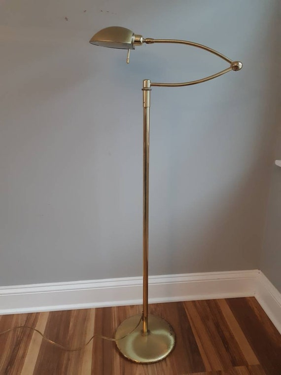 Holtkoetter Leuchten Brass Floor Lamp, Holtkoetter Floor Lamps