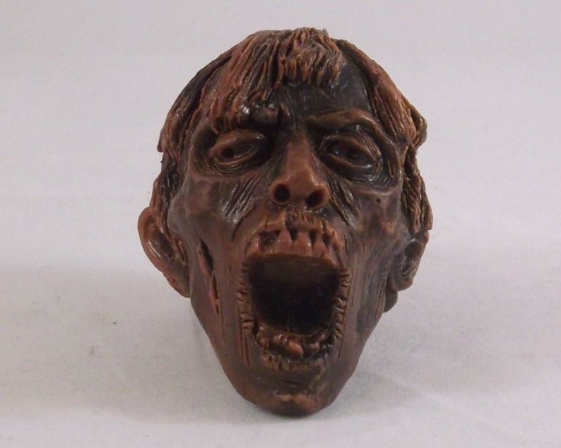 Zombie Bubba zombie gear shift knob paperweight zombie image 0
