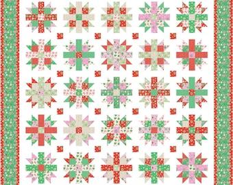 Starlit Joy PDF Quilt Pattern