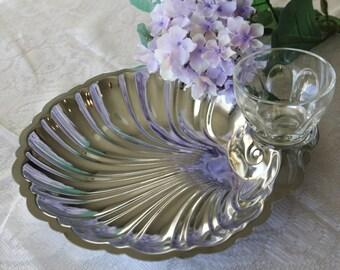 Shell-shaped Relish Dish