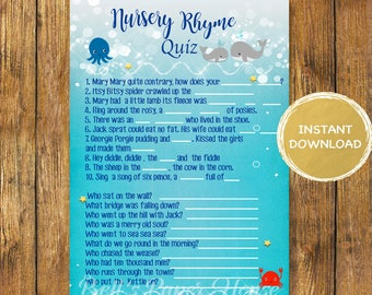 Baby Shower Noah S Ark Baby Predictions And Advice Game Etsy