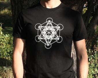Merkaba - Sacred Geometry T-Shirt