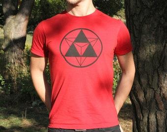 The Primal Pattern - Sacred Geometry T-Shirt