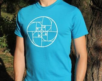Golden Ratio - Sacred Geometry T-Shirt